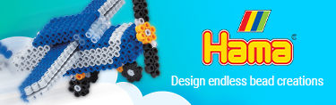Hama. The Number 1 Bead Brand