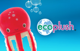 Eco Plush - Recycled Stuffed Animals