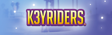 Keyriders - Outdoor play consisting of scooters, skates and helmets
