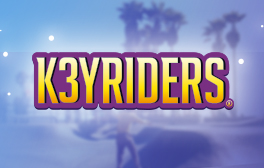 Keyriders - Outdoor play with bubbles and vapour